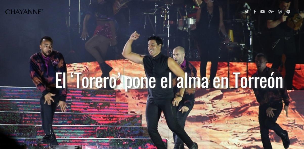 El 'Torero' pone el alma en Torreón
