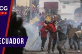Las protestas en Ecuador contra el Gobierno de Lenín Moreno