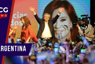El peronismo vuelve, Fernández presidente