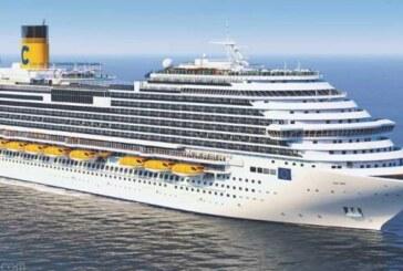Retienen a 6.000 pasajeros en un barco italiano por el temor al coronavirus