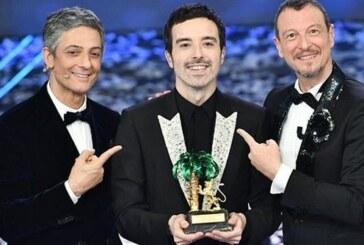 Diodato gana el Festival de Sanremo y representará a Italia en Eurovisión