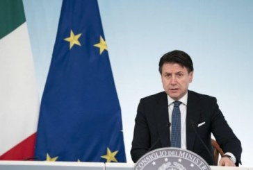 Coronavirus, il nuovo decreto del governo italiano