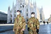 Coronavirus: Italia cierra toda actividad de producción que no sea esencial