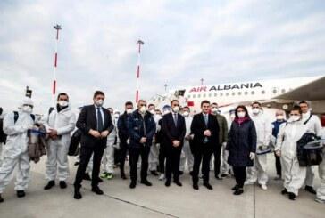 CORONAVIRUS: GRAZIE ALBANIA