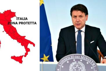 """Italia declara su territorio como """"zona roja"""" por coronavirus"""