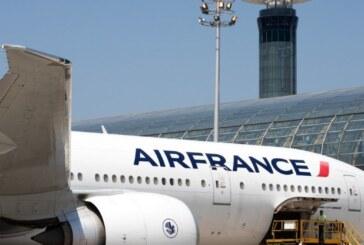 Air France: aggiornamento sui voli per l`Italia