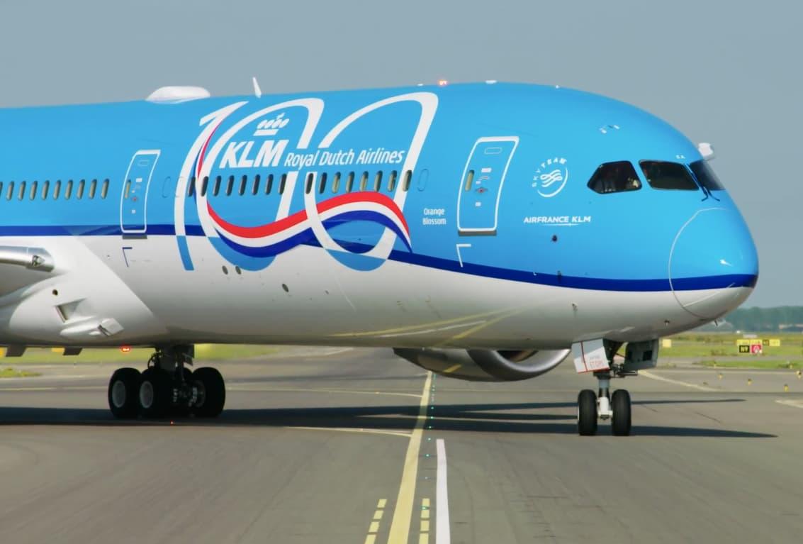 KLM inizia l'orario estivo con 57 destinazioni