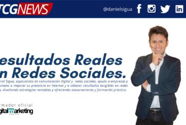 Daniel Sigua, especialista en Comunicación digital y Redes Sociales