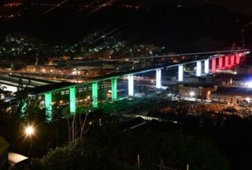 Así es el nuevo puente de Génova casi dos años después de la tragedia