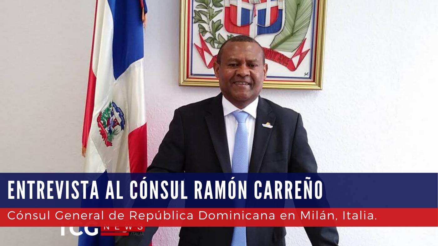 ENTREVISTA AL CÓNSUL GENERAL, RAMÓN CARREÑO