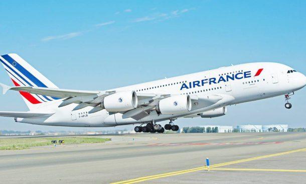 Air France aumenta i collegamenti con l'Italia per la stagione estiva