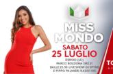 Finale regionale di Miss Mondo sul Lago di Como