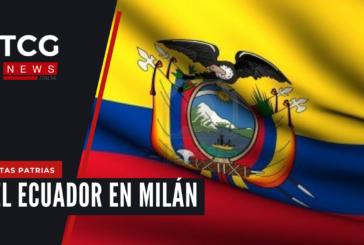AGENDA DE ACTIVIDADES POR FIESTAS PATRIAS DEL ECUADOR EN MILÁN