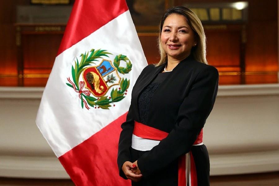 Rocío Barrios Alvarado es la nueva ministra de Comercio Exterior y Turismo