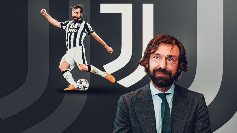 Andrea Pirlo vuelve a la Juventus para entrenar en el sub-23