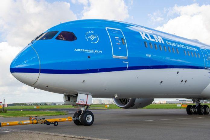 Network invernale di KLM
