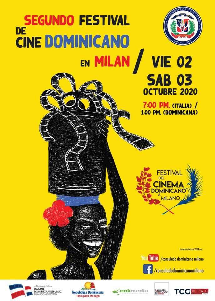 2°Festival de Cine Dominicano en Milán