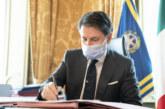 Coronavirus, il presidente Conte firma il Dpcm del 13 ottobre – TESTO INTEGRALE