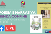 Poesia e Narrativa Senza Confine – BOOKCITY 2020