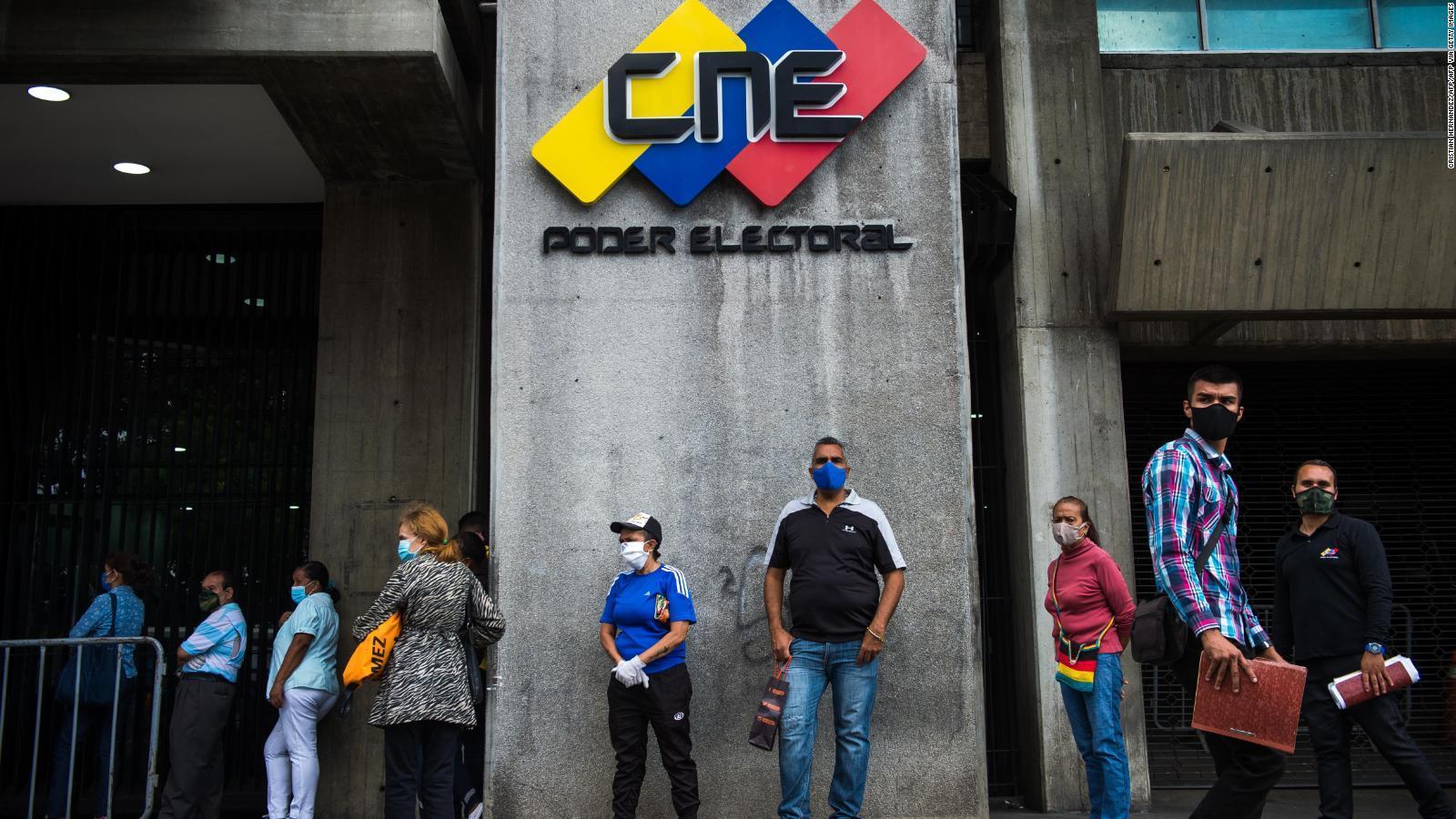 VENEZUELA: Elecciones parlamentarias, en marcha