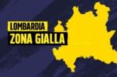 Milano, la Lombardia è zona gialla da lunedì 1 febbraio
