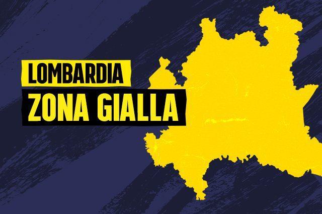 Lombardia in zona gialla: ecco da quando e cosa si può fare