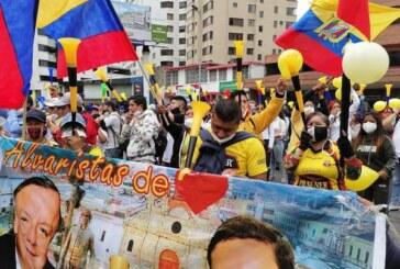 Descuidada campaña electoral en Ecuador