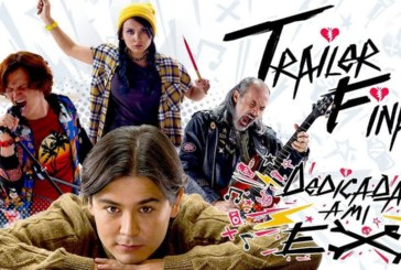 'Dedicada a mi ex', la primera película ecuatoriana en Netflix