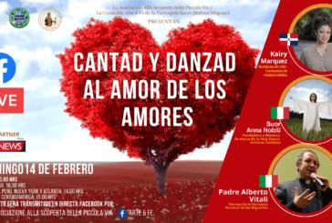 Cantad y Danzad al Amor de los Amores