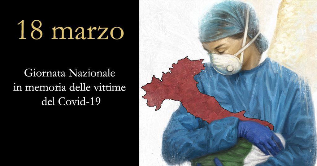 18 de marzo, Italia celebra el Día Nacional en memoria de las víctimas del Covid