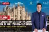 Encuentro de Meditación con el Dr. Zuluan Orion en Milán