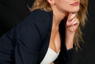 Cristina Paola Zambrano León Direttrice di Expreso Latino il Giornale della Comunità dei Latinoamericani in Italia
