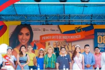 Ecuatorianos en Milán conmemoraron las fiestas del 10 de agosto.