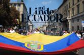 """Milán: Todo listo para el evento cultural """"Mi Lindo Ecuador"""""""