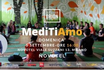 MediTiAmo Insieme Milano 2021