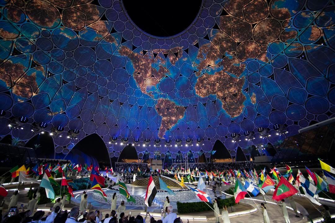 La Expo 2020 de Dubái abre sus puertas a los visitantes