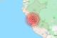 Sismo de magnitud 5 en la escala de Richter sacude centro de Perú