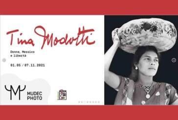 Donne, Messico e libertà. La fotografia di Tina Modotti in mostra a Milano
